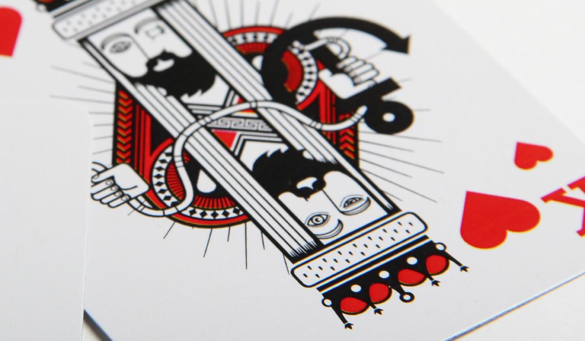 Pokerdeck